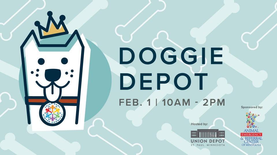 February 1:  Animal Ark at Doggie Depot